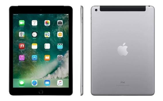 iPad Wi-fi + Cellular Cinza Espacial 32gb Mp1j2bz/a Novo