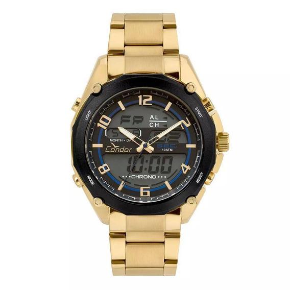 Relógio Condor Dourado Coy121e6aa4p