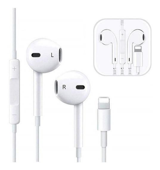 Kit Aces iPhone - Fonte 5w, Fone Lightning E Cabo Usb