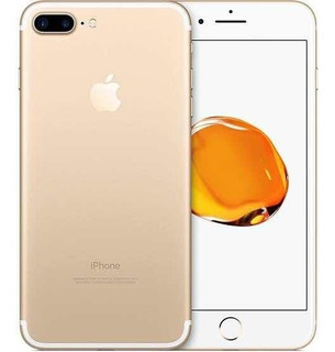 iPhone 7 Plus 128gb 4g Gold Dourado Novo