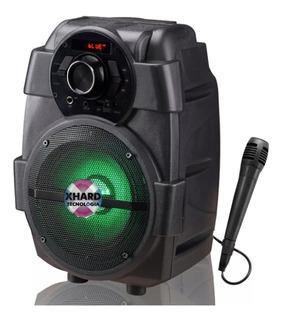 Parlante Portatil Panacom Sp 3049 Bluetooth Radio Usb+micro