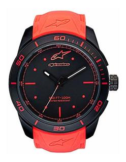 Alpinestars Tech Watch, Caja De Acero Inoxidable