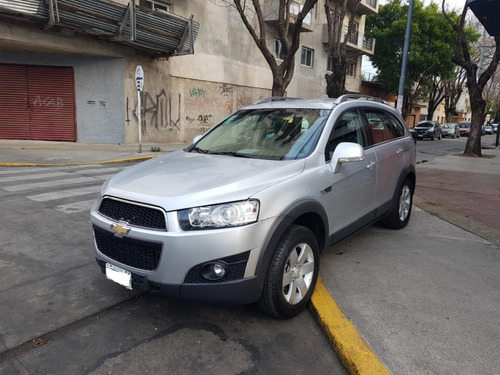 Chevrolet Captiva Lt 2.4 2013 Awd