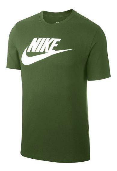 Camiseta Nike Sportswear Icon Futura Masculina