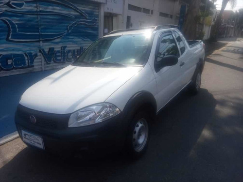 Fiat Strada Cabine Estendida  Ve. Te R$29.900