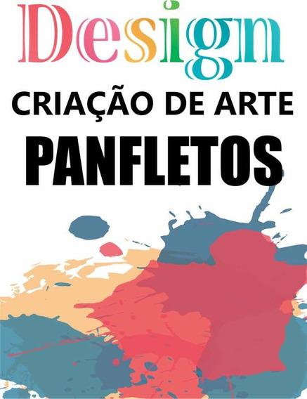 Criação De Arte Para Banner, Panfleto, Cartão, Rede Social