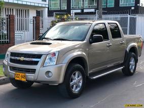 Chevrolet Luv D-max Ls 4x4 Td 3000cc Mt Aa Fe