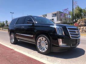 Cadillac Escalade Platinum 2016 Factura Original Unico Dueño
