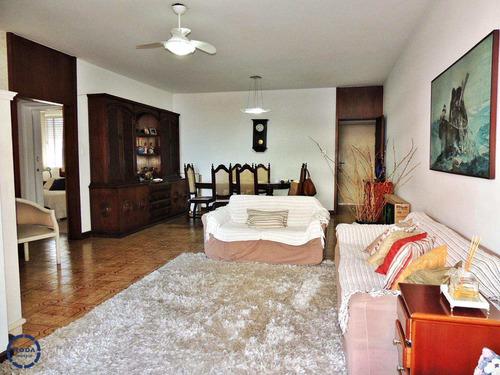 Apartamento Com 3 Dorms, Boqueirão, Santos - R$ 634 Mil, Cod: 12295 - V12295