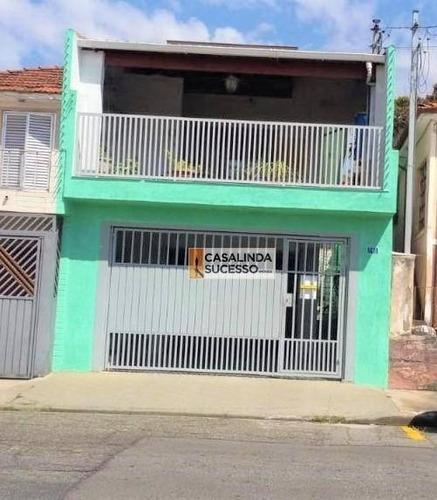 Sobrado Com 2 Dormitórios À Venda, 125 M² Por R$ 660.000,00 - Vila Dalila - São Paulo/sp - So0954