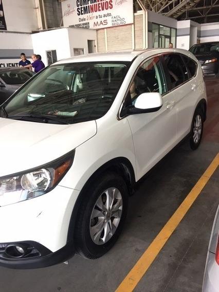 Honda Cr-v Ex 14, Unico Dueño, Eq Blanco 5p Aut Mtto Agencia