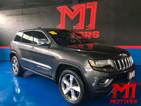 Jeep Grand Cherokee Limited 3.6 4x2 At 2016 Gris $ 462,000