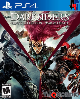 Darksiders Furys Collection ~ Ps4 Digital Espanol