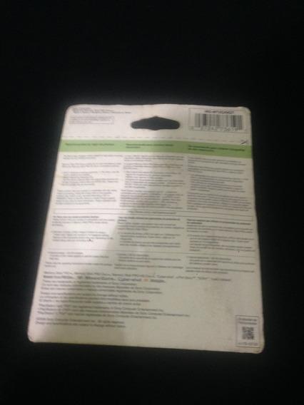 Cartão De Memória - Sony - 2gb - Pro Duo - Mark 2 - Original
