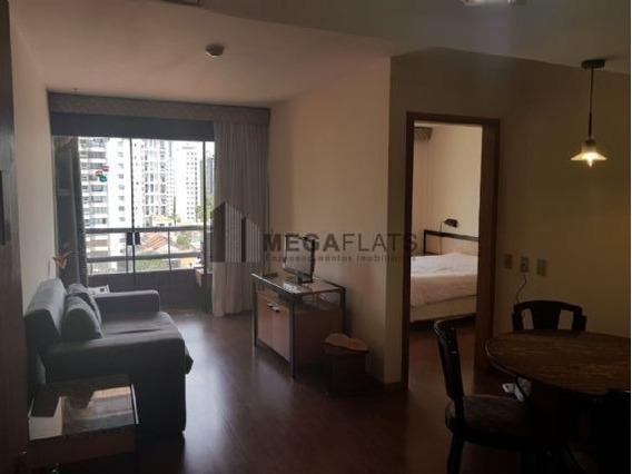 05969 - Flat 1 Dorm, Pinheiros - São Paulo/sp - 5969