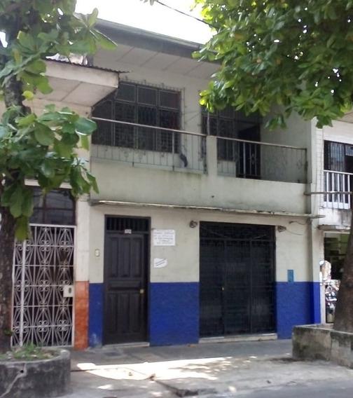 Casa Zona Comercial De Iquitos - Vivienda Y Negocio