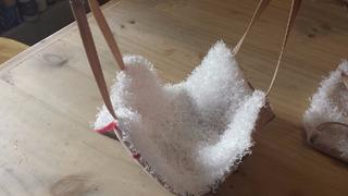 Cama Colgante Para Sugar Glider, Hamster, Ratones, Ardillas