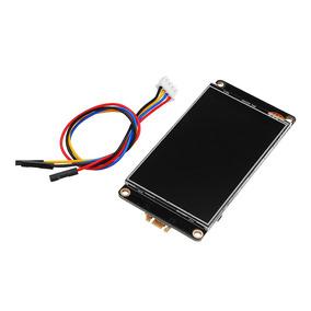 Tela Lcd Nextion 400x240px 3.2 Pol Enhanced Ihm Touch*100318