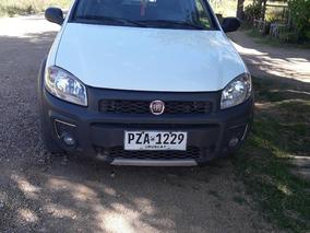 Fiat Strada Cabina Extendida