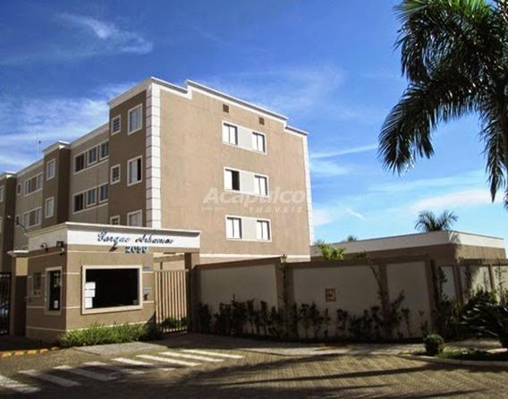 Apartamento Para Aluguel, 2 Quartos, 1 Vaga, Chácara Letônia - Americana/sp - 8417