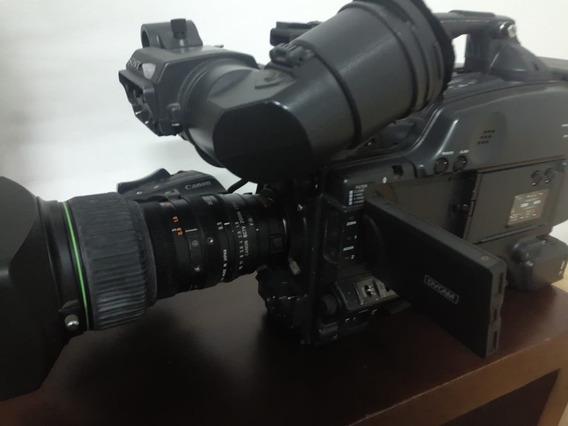 Filmadora Sony Dvcam Dsr 400 Analógica (completa)