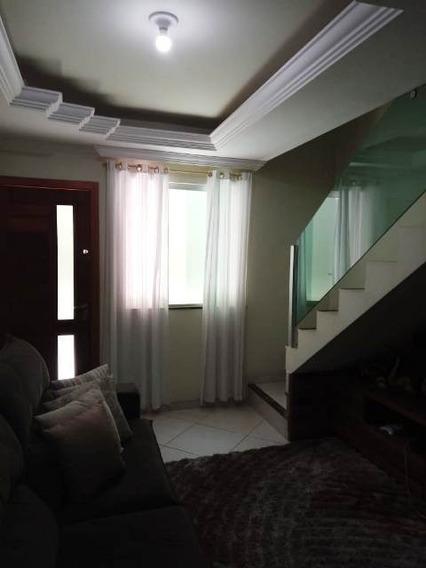 Excelente Casa Geminada Em Condomínio Duplex Em Perfeito Estado De Conservação. - Gar9337