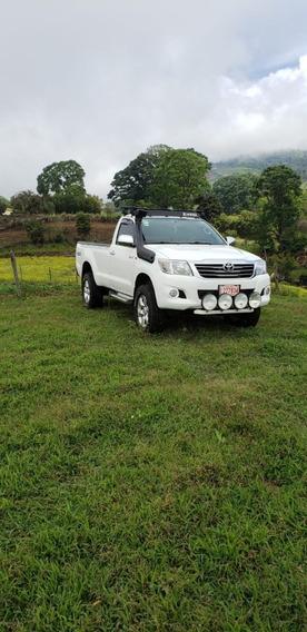 Toyota Hilux 2 Puertas 4x4 Excelente Estado Negociable