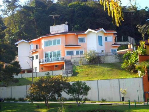 Imagem 1 de 30 de Casa Residencial À Venda, Condomínio Arujazinho I, Ii E Iii, Arujá - Ca0037. - Ca0037