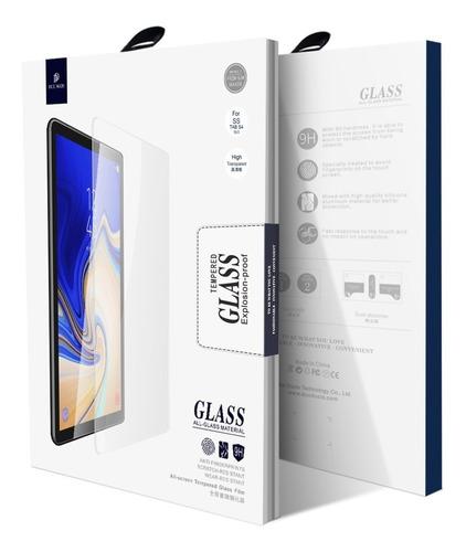 Imagen 1 de 8 de Samsung Galaxy Tab A7 10.4 T500 Lámina Vidrio Templado Dux