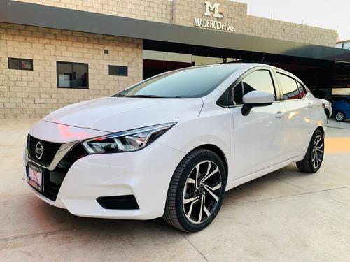 Imagen 1 de 9 de Nissan Versa Modelo 2020
