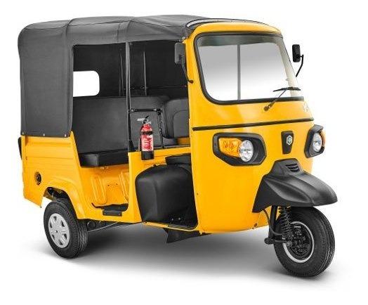 Motocarro Piaggio Ape City Auto + Moto Taxi Diésel 2020