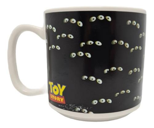 Mug Taza Pocillo Toy Story Cambia Con Calor Térmico Aliens