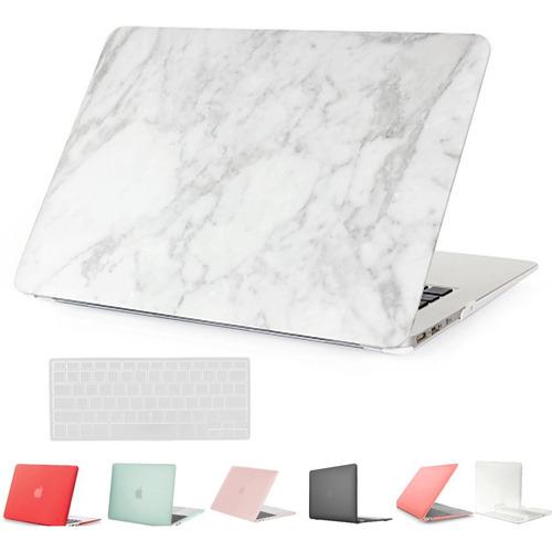 Imagen 1 de 8 de Case Carcasa Macbook Air Pro Retina+teclado+mica 11´ 13´ 15´