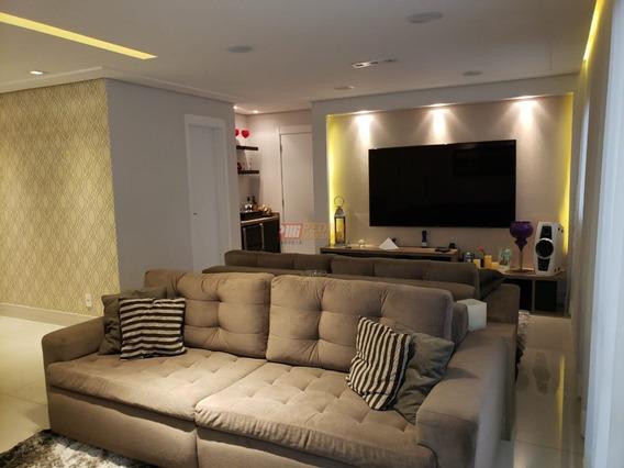 Apartamento No Bairro Centro Em Sao Bernardo Do Campo Com 03 Dormitorios - V-29319