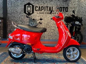 Capital Moto México Vesspa Nueva Estrenala