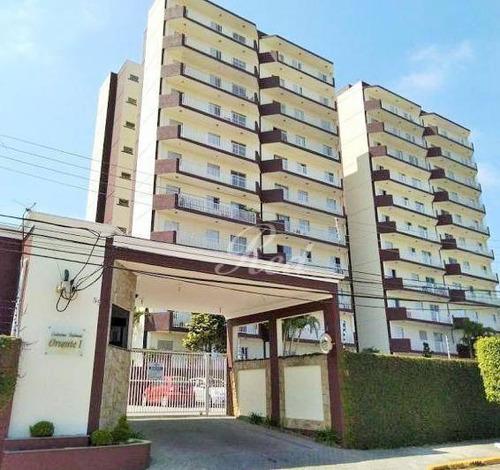 Apartamento Com 2 Dormitórios À Venda, 78 M² Por R$ 215.000,00 - Jardim Japão - Suzano/sp - Ap1061