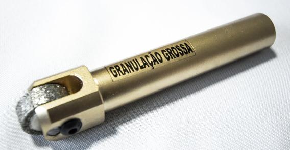 Fosqueador Para Diamantar Aliança. (grão Grossa 8mm).