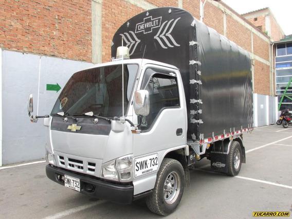 Chevrolet Nhr Camión Estacas