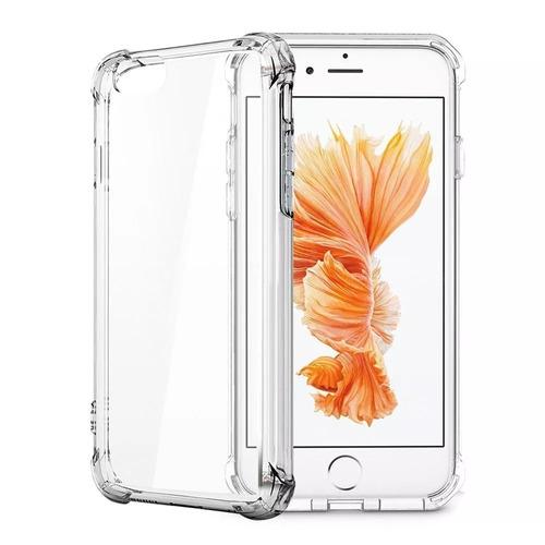 Imagem 1 de 3 de Capa Case Tpu Anti Impacto Shock iPhone X