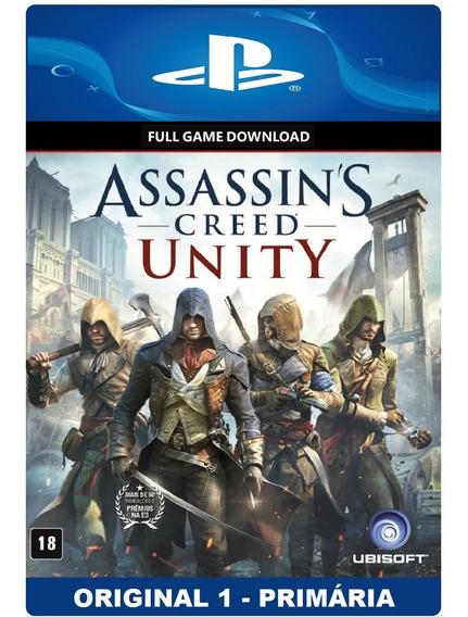 Assassins Creed Unity - Ps4 - Digital 1