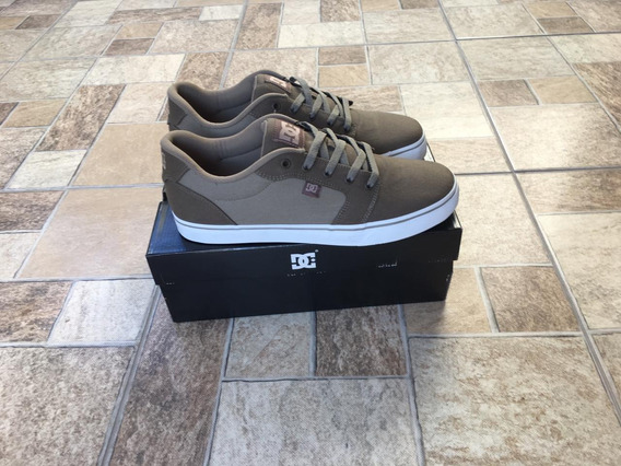 Tênis Dc Shoes Anvil Tx La