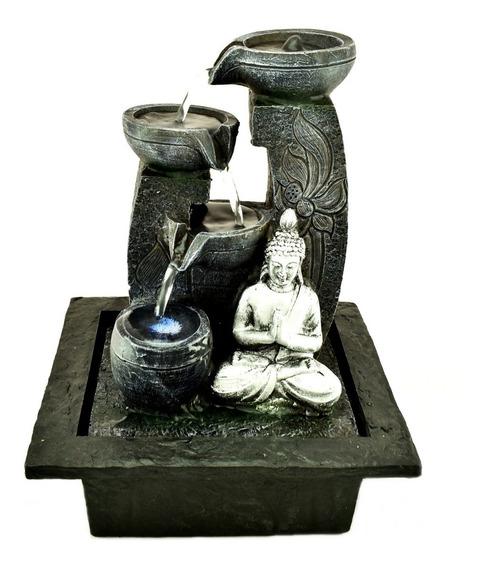 Fuente De Agua Deco Buda Moderno Feng Shui Zen 306.1182507b