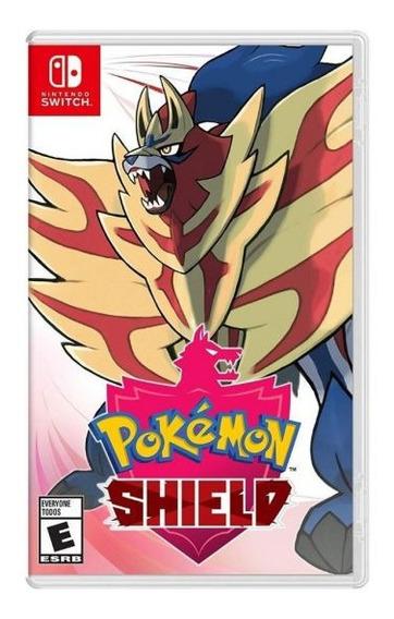 Pokémon Shield - Mídia Física