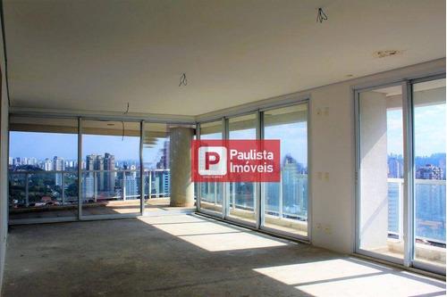 Apartamento Com 4 Dormitórios Design - Campo Belo - São Paulo/sp - Ap32165
