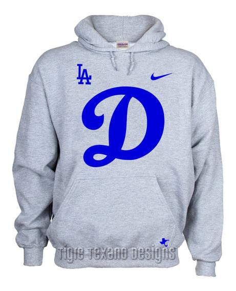 Sudadera Dodgers Los Angeles Mod. G By Tigre Texano Designs