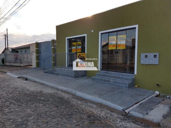 Sala Comercial Para Alugar - 02950.5755