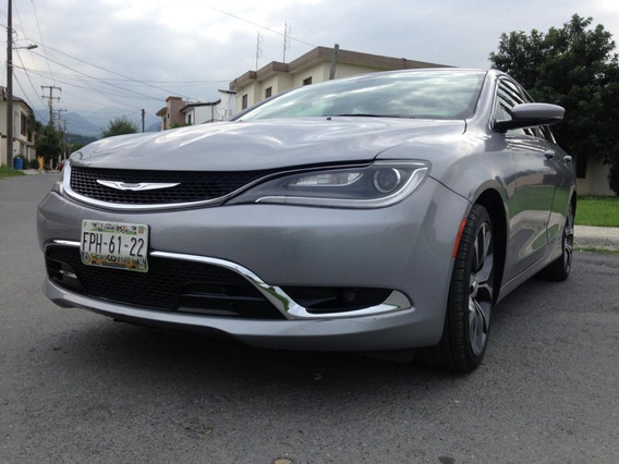 Chrysler 200c 2015 Impecable