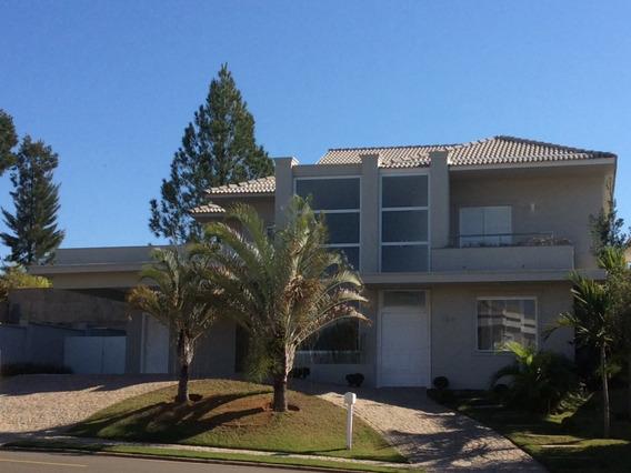 Casa Para Alugar No Bairro Loteamento Alphaville Campinas Em - Ca3300-2