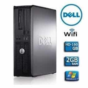 Dell Optiplex Intel Core2duo E4400/160gb/ 2gb Ddr2