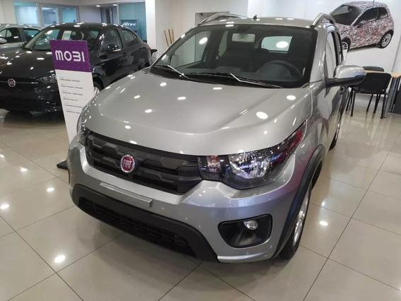 Fiat Mobi 0km Retira Con Tu Auto Usado O 35.000 V